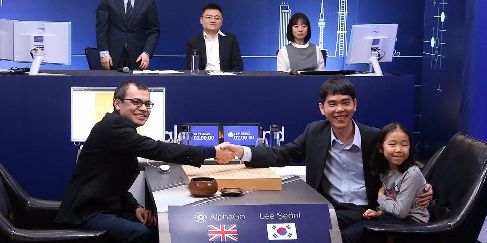 Googles selbstlernendes Programm AlphaGo schlägt alle!