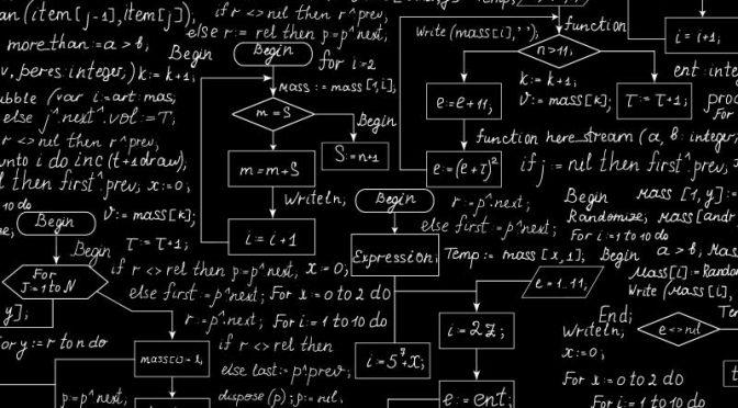 Was zur Hölle… ist eigentlich ein Algorithmus?