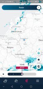 WeatherPro, das Schweizer Offiziersmesser unter den Wetter-Apps