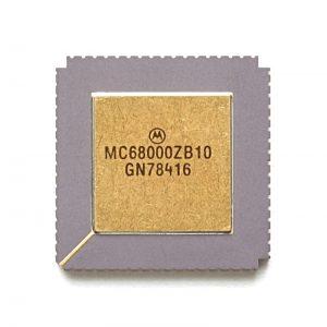 Eine legendäre CPU: Motorola 68000