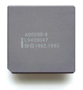 Intel 80286 - der King der frühen Windows-Jahre
