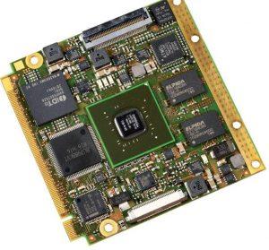 Ein ARM-System vom MSC