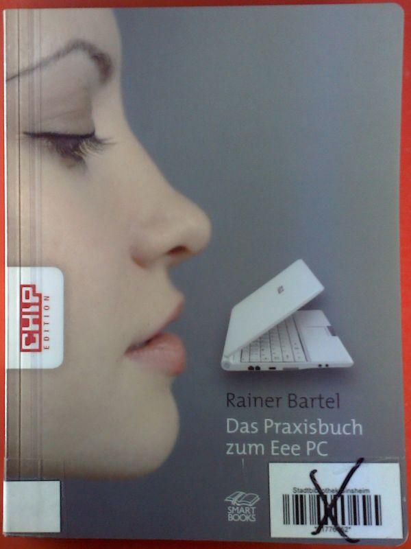 """Mein """"Praxisbuch zum Eee PC"""" aus dem Jahr 2008"""