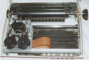 Solide Technik in den Robotron-Druckern jener Jahre
