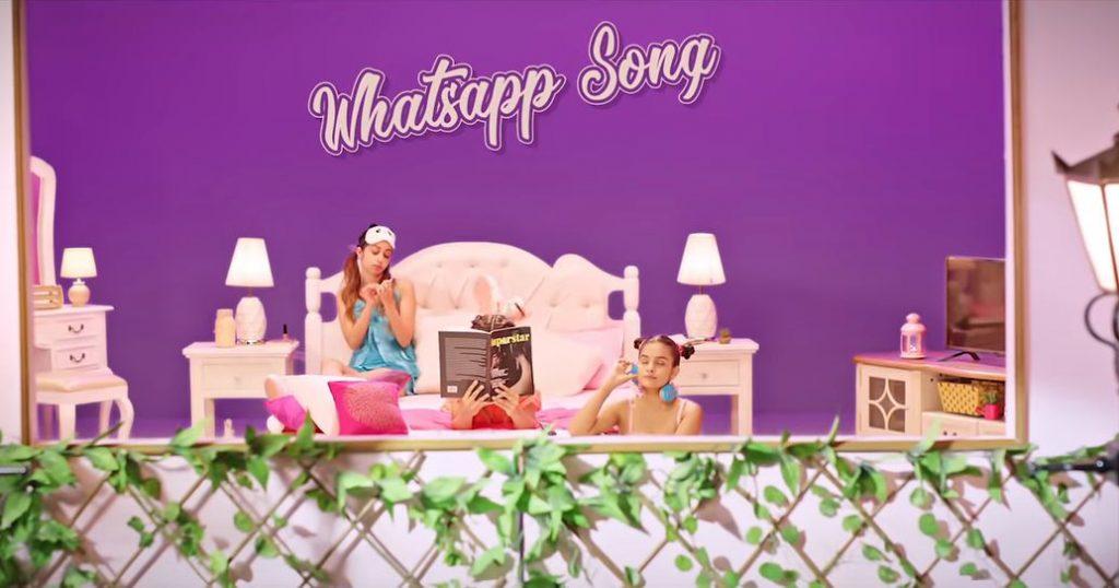 Tatsächlich: Es gibt sogar einen WhatsApp-Song
