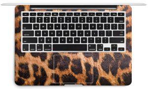 MacBook im Leoparden-Look - das kreischt!