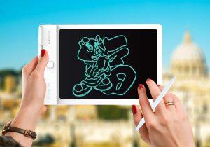 Zaubermaltafeln auf der Höhe der Zeit - voll digital