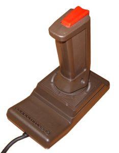 Legendär, der Commodore-Joystick C1342