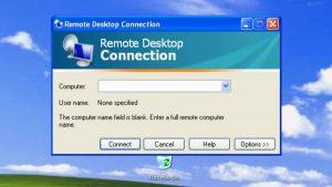 Oft genutzt: eine Remote-Desktop-Verbindung im Homeoffice