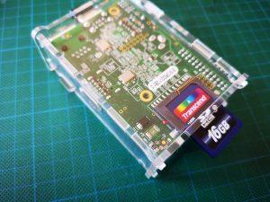 """SD-Karte als """"Festplatte"""" in einem Raspberry-PI"""