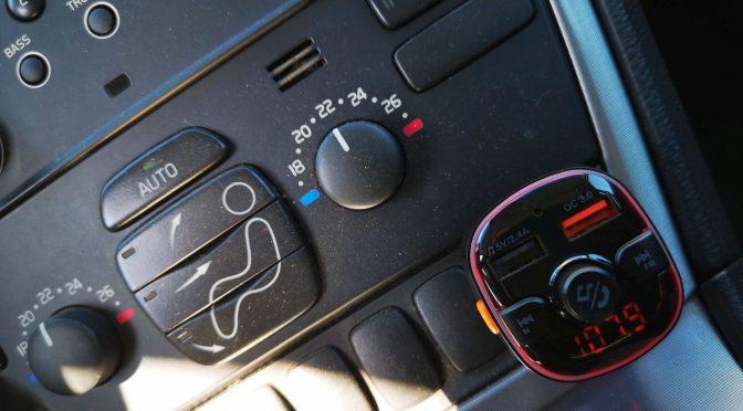 Bluetooth-FM-Transmitter - mehr als eine Freisprecheinrichtung