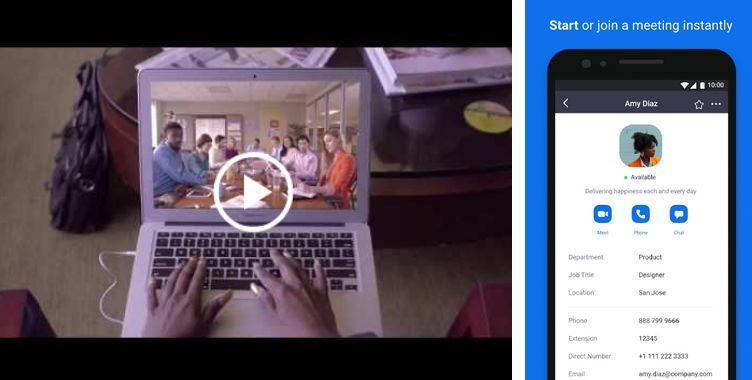 Zoom macht Videokonferenzen einfach - auch auf dem Smartphone