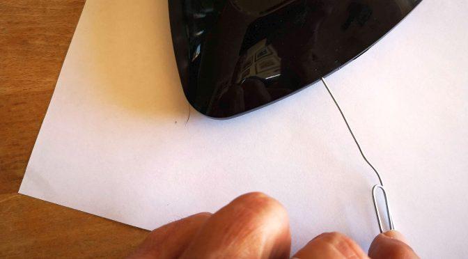 Geniale Gadgets (3): Die gebogene Büroklammer