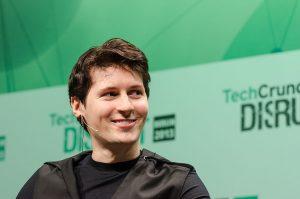 Pawel Durow, der Telegram-Erfinder (Foto: Wikimedia - siehe Bildnachweis)