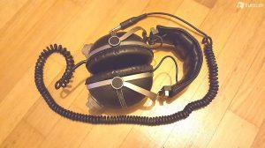 Over-Ear-Kopfhörer aus den frühen 70ern (Foto: tutti.ch)