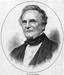 Der große Charles Babbage (public domain)