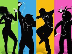 Die legendäre iPod-Werbung