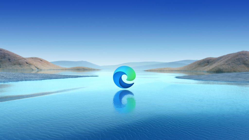 Microsoft Edge Chromium: Hübsches neues Logo (Screenshot)