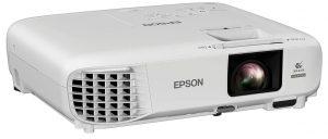 Ein feiner LCD-Projektor von Epson für rund 600 Euro (Foto: Epson)
