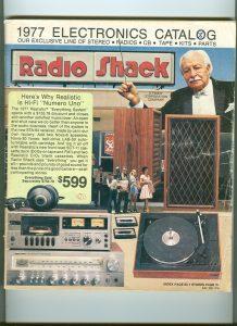 RadioShack-Katalog von 1977