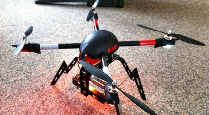 Kleine Weltgeschichte der Drohne als Spiel-, Sport- und Hobbygerät