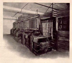 Das Telharmonium - ein Monster, das elektrisch Musik machen konnte (Foto: public domain via Wikimedia)