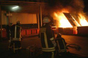 Da kann auch die Feuerwehr wenig ausrichten (Symbolfoto via Wikimedia - siehe Bildnachweis unten)