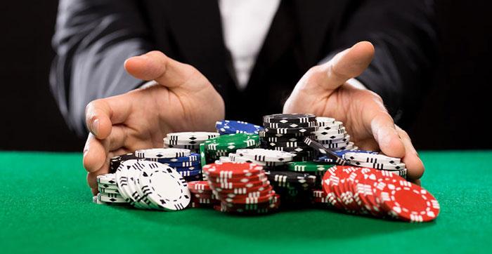 Jetons in der Spielbank sind eigentlich auch nur fugible token...