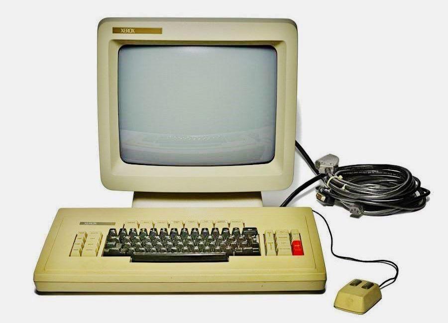 Xerox Star: Der erste Computer mit Pixelbildschirm und Maus aus dem PARC