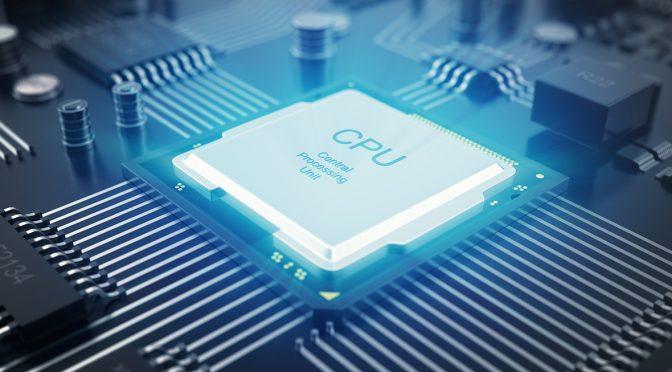 Eine übertaktete CPU (Symbolfoto via HP)
