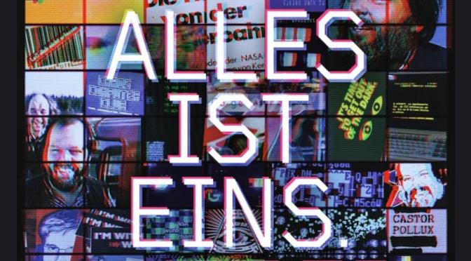 """""""Alles ist ein..."""" - das Filmplakat mit ein bisschen Wau Holland (Foto: Neue Visionen Filmverleih)"""