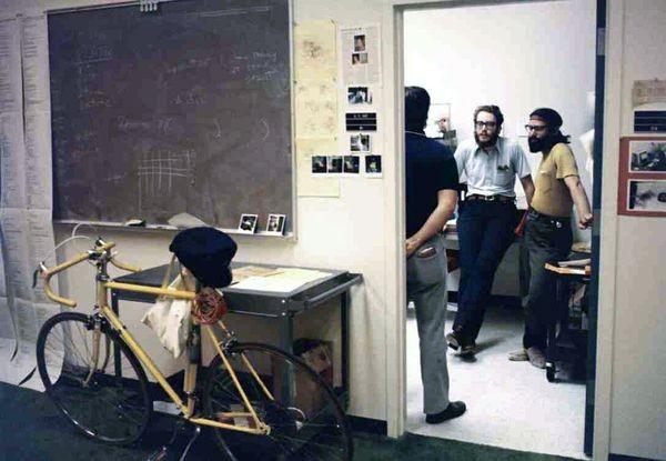 Ganz schön hippiemäßig - die Stimmung am Xerox PARC (Bild via (c) PARC - siehe unten)