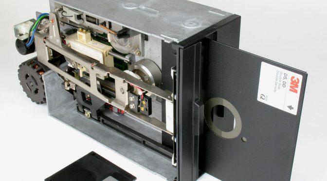 Als es noch Disketten gab, die Floppys hießen…