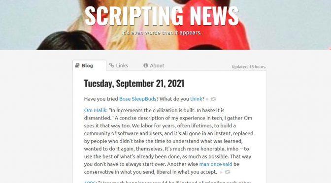 Kleine Weltgeschichte des Bloggens – vom Internettagebuch zum Influencer-Ding